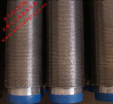 不锈钢高频焊翅片管